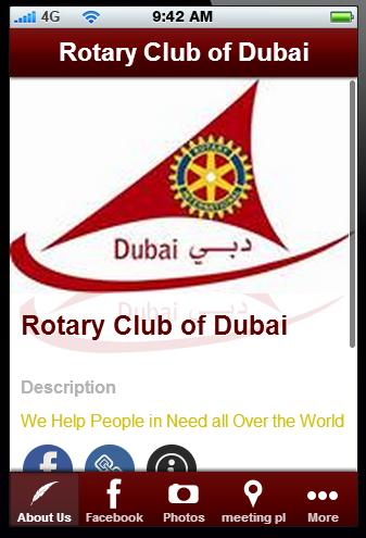 Rotary Club of Dubai