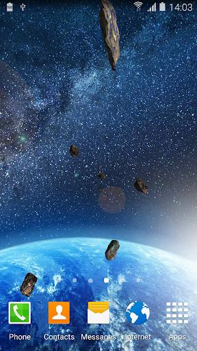HD Space Live Wallpaper 1.0.8 screenshots 6
