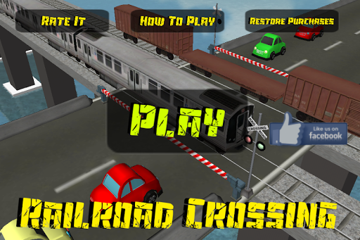 Railroad Crossing Pro