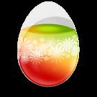 Battery Percentage Egg icon