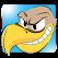 Shoot Birds Slingshot Game icon