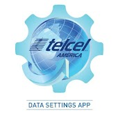 Telcel America Data Settings