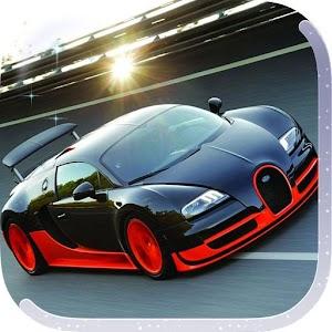 布加迪威龍賽車動態壁紙 運動 LOGO-玩APPs