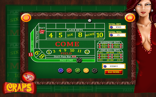 craps for dummies how to play