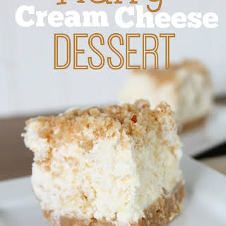 Fluffy Cream Cheese Dessert.