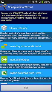 Inventory + Barcode scanner - screenshot thumbnail