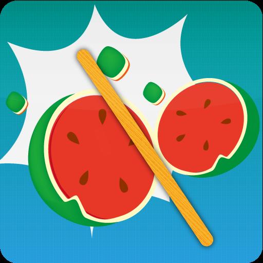 すいか割れ‼︎ 動作 App LOGO-APP試玩