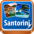 Santorini Offline Travel Guide icon