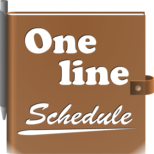 One line schedule app (apk) free download for Android/PC/Windows