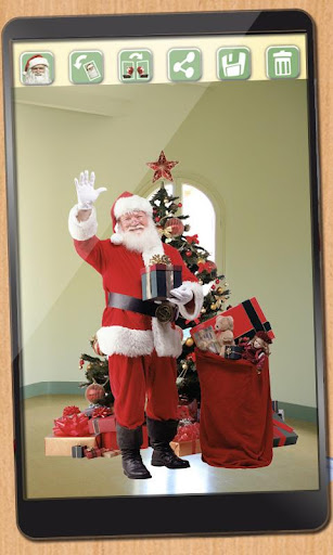 Take a picture with Santa Apk Download Free for PC, smart TV