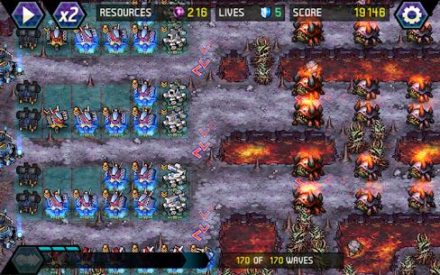 Tower Defense: Infinite War Mod Apk (Unlimited Money) 5