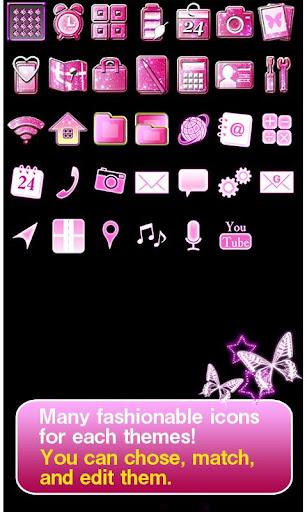 Wallpaper Cosmic Butterflies 1.6 Windows u7528 4