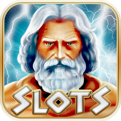 Slot Machine: Zeus LOGO-APP點子