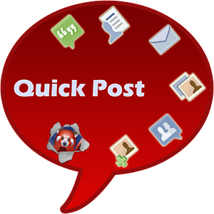 Quicky for Facebook for PC and MAC