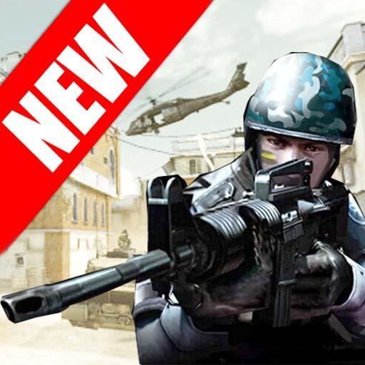 狙擊手射擊:超級殺手3D LOGO-APP點子