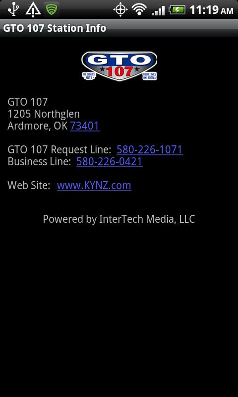 GTO 107 - screenshot