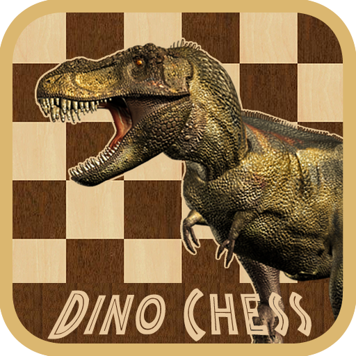 لالروبوت Checkonaut Dino Chess ألعاب