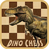 Checkonaut Dino Chess