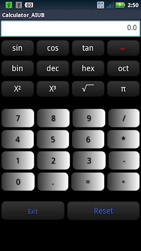 Calculator open source