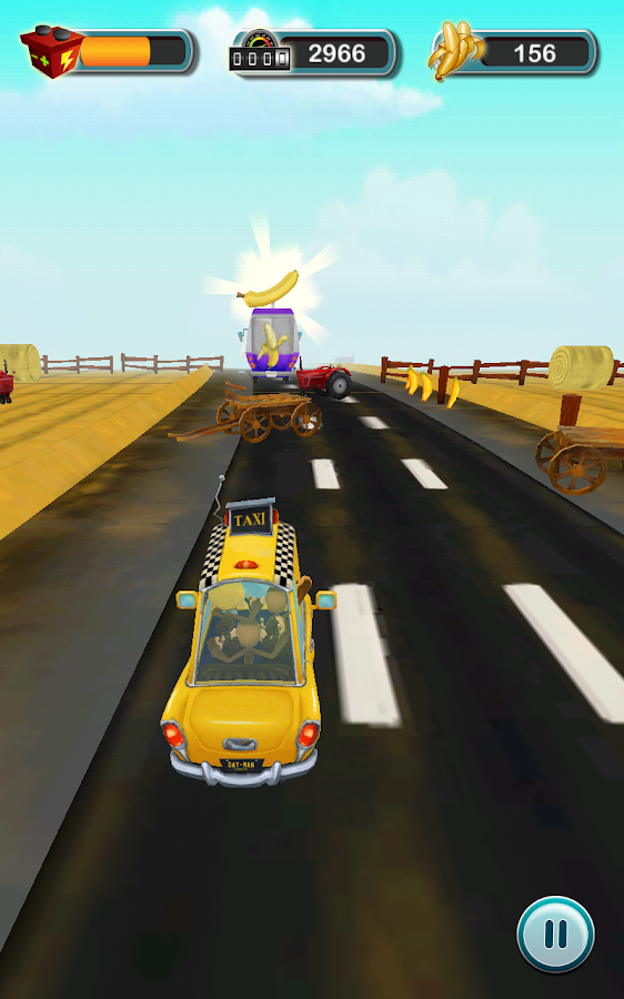 Drive Me Bananas- screenshot