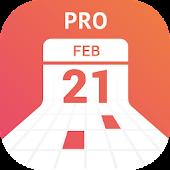 Calendar (Widget) Pro