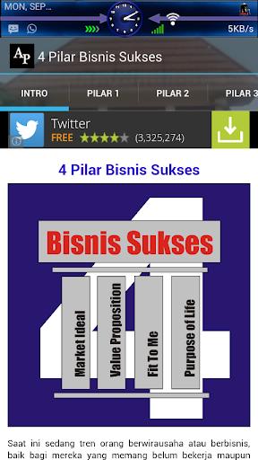 免費下載商業APP|4 Pilar Bisnis Sukses app開箱文|APP開箱王