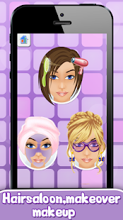 Princess Hair Spa Salon- screenshot thumbnail