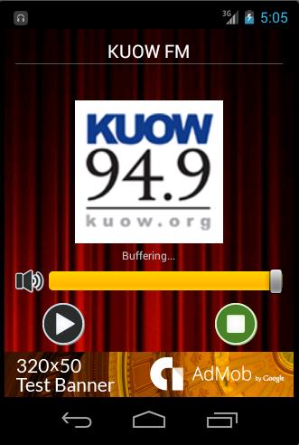 KUOW FM 94.9