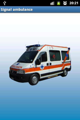 Signal Ambulance