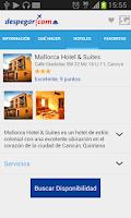 Screenshot of Cancún: Guía turística