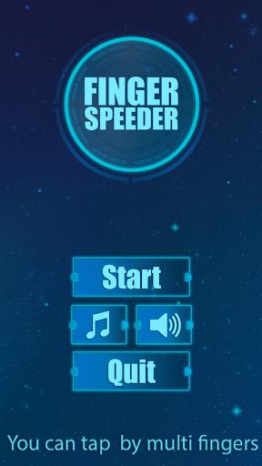 Finger Speeder