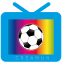 Soccer on TV icon