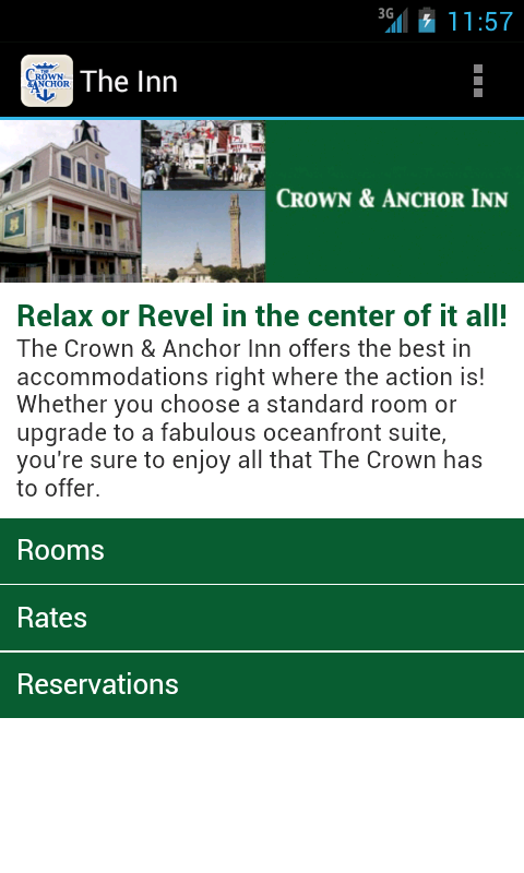 The Crown & Anchor- screenshot