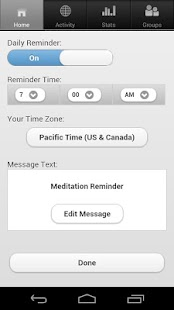 Insight Timer Meditation Timer - screenshot thumbnail