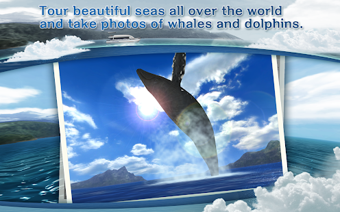 REAL WHALES FREE - screenshot thumbnail