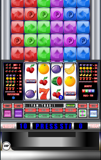 Trax - Slot Fruit Machine