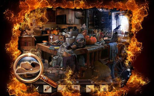 Hidden Objects: Hell's Kitchen