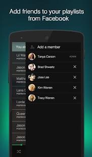 Hitlist - Share Music Player - screenshot thumbnail