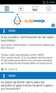 Free Tezkije APK for Android