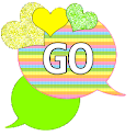 GO SMS - Loving Hearts 3 icon