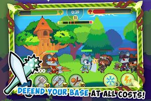 Screenshot of Tree Fortress 2 - TD Game