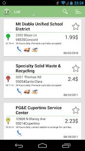 Alternative Fuel Locator USA- screenshot thumbnail