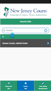 New Jersey Juror - screenshot thumbnail