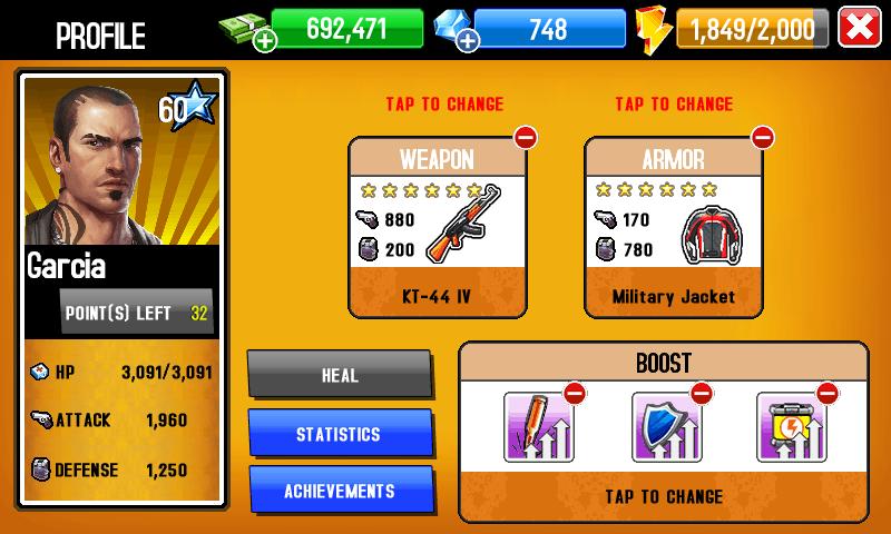 Gangstar City screenshot #5