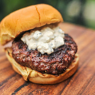 Chunky Blue Cheese Burger Sauce