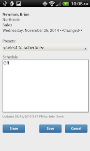 ScheduleBase- screenshot thumbnail