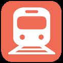 대구 지하철 도착 정보 logo