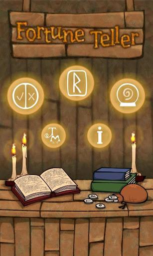 Fortune Teller runes