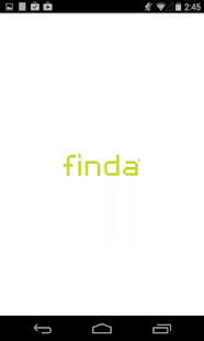 Finda®- screenshot thumbnail