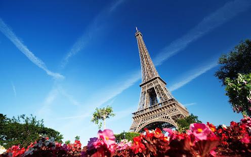 Paris HD Wallpaper